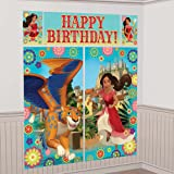 ELENA OF AVALOR SCENE SETTER WALL DECORATING KIT 5 PIECE ~ Birthday Party Supplies