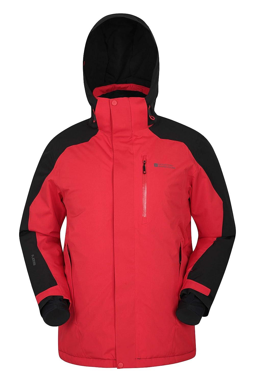 Mountain Warehouse Mountain Extreme Mens Ski Jacket - Warm Ski Wear