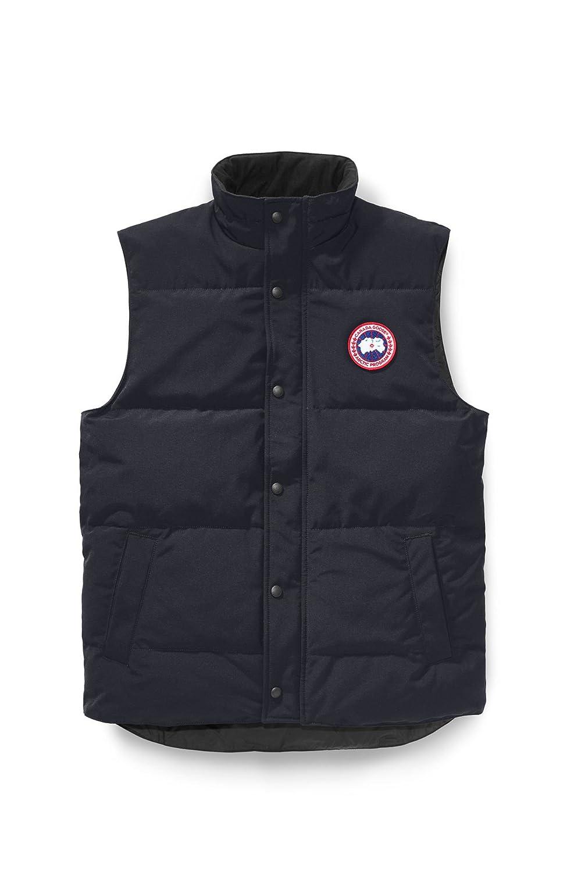 (カナダグース) CANADA GOOSE メンズ Garson Vest Men's Style # 4151M [並行輸入品] B075KF8BLD M ネイビー ネイビー M