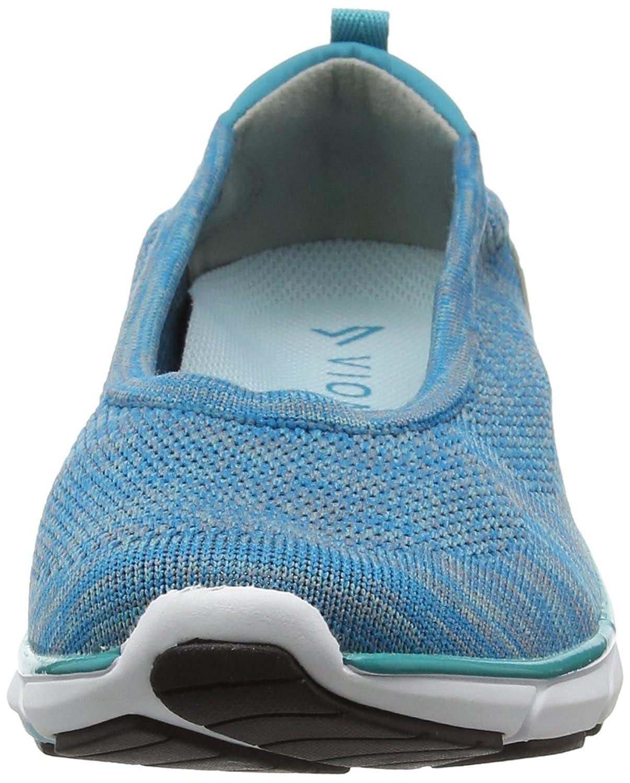 Vionic Aviva, Zapatillas de Deporte para Mujer, Azul (Petróleo), 36 EU Vionic