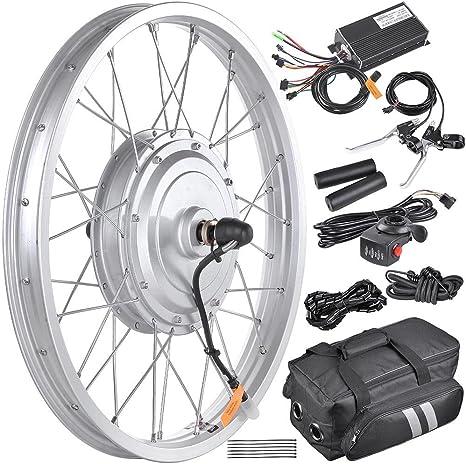 Kit de conversión de neumáticos de rueda delantera para bicicleta ...