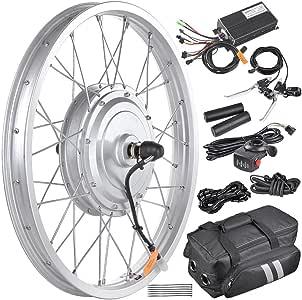 Kit de conversión de neumáticos de rueda delantera para