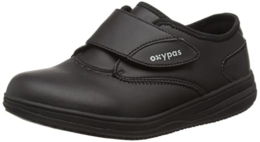 Oxypas Medilogic Emily Slip-resistant, Antistatic Nursing Shoe, White (Wht), 5.5 UK (39 EU)