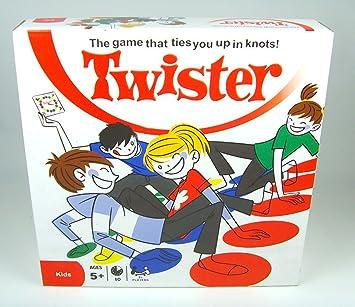 Twister juego partido Familia Juego de mesa divertido Twister ...