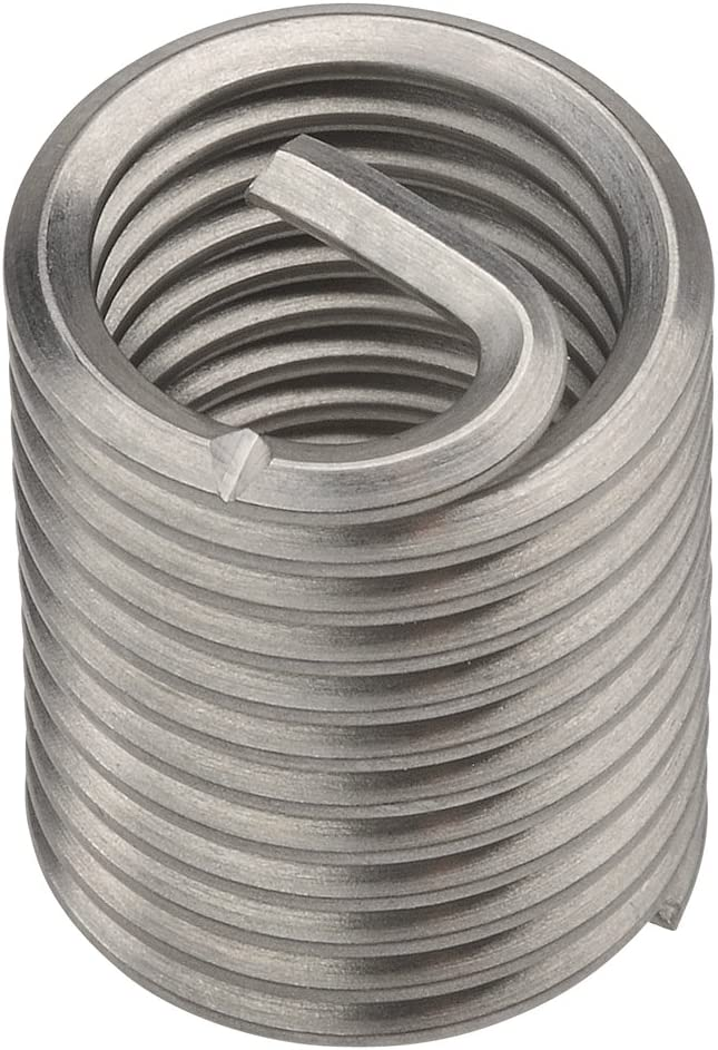 PowerCoil 3520-18.00X2.0DP M18 x 2.5 x 2.0D Wire Thread Inserts 5 Pack