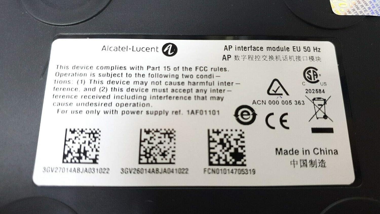 Alcatel Lucent AP Interface Module EU 50 Hz  mit Netzteil