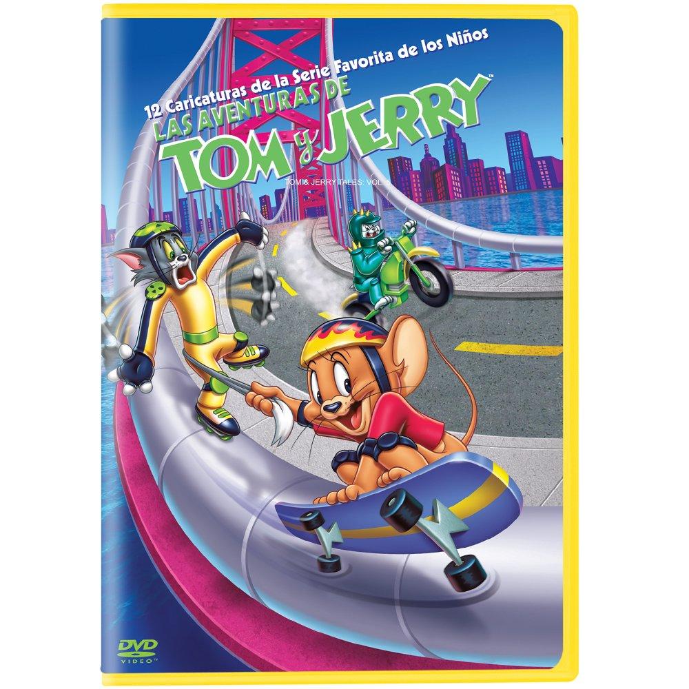 Amazon.com: LAS AVENTURAS DE TOM Y JERRY VOL.5 (TOM & JERRY ...