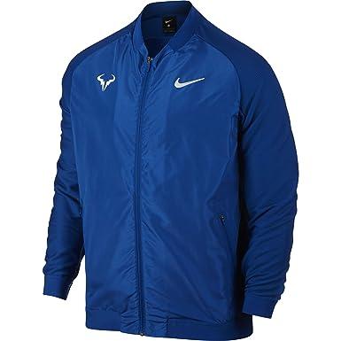 Nike - Chaqueta Rafael Nadal Otoño 2017: Amazon.es: Deportes y aire libre