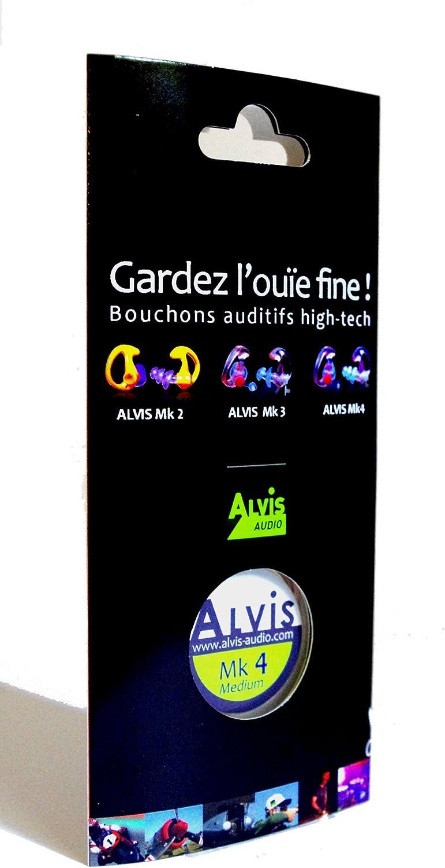 Alvis Mk4L Paire de Protections auditives Taille L