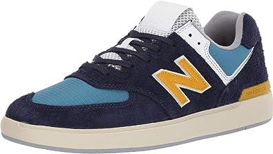 Cereal hostilidad Coro  Amazon.com | New Balance Men's Am574 | Fashion Sneakers
