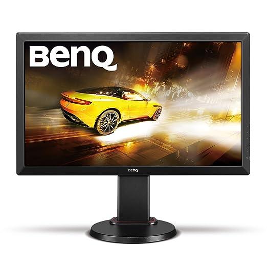 "7 opinioni per BenQ RL2460HT Monitor da Gaming, Display da 60,96 cm/24"" LED, VGA, DVI, HDMI,"