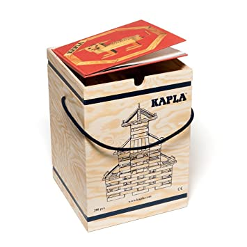 Mallette 280 planchettes - Kapla mBvWVT