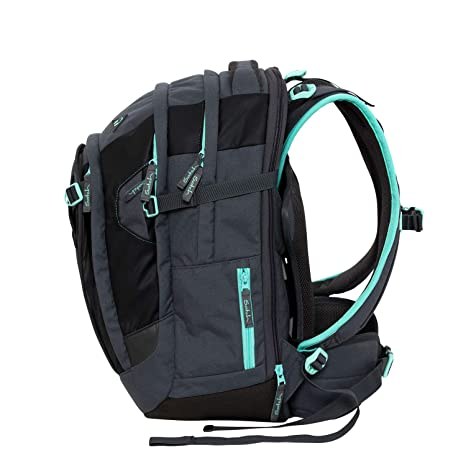ab78802232c6e Satch Match Mint Phantom Schulrucksack  Amazon.de  Koffer
