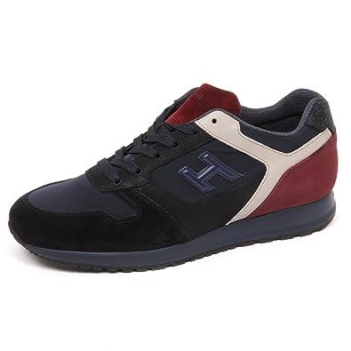 ec26f9d2eb9d Hogan , Herren Sneaker Schwarz Schwarz, Schwarz - Schwarz Blau - Größe  7