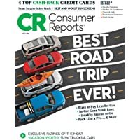 1-Year (13 Issues) of Consumer Reports [with Buying Guide] Magazine Subscription