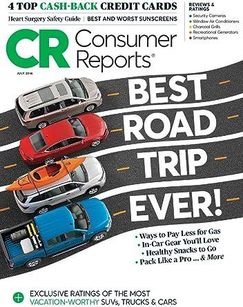 Consumer Crafts Review >> Consumer Reports Amazon Com Magazines