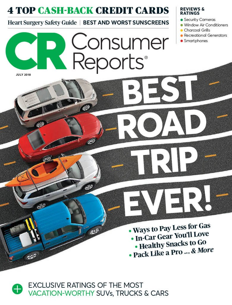 Consumer Reports<span class=