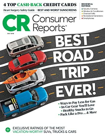 Consumer reports amazon magazines consumer reports reheart Image collections
