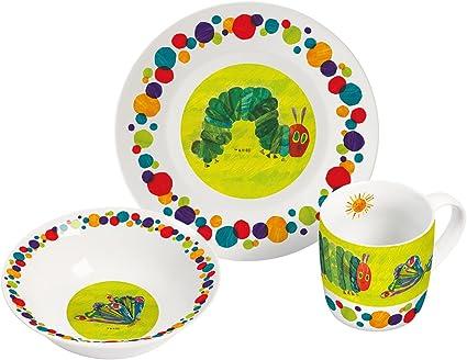 Disney Star Wars petit déjeuner Set 3 pièces porcelaine assiette bol mug Ensemble Cadeau
