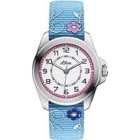 s.Oliver Jungen-Armbanduhr