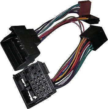 Aerzetix C4558 Autoradio Adapterkabel Parrot Kml Für Freisprecheinrichtung Auto