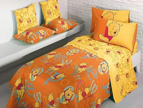 Trapunta Caleffi Winnie The Pooh.Trapunta Invernale Winnie The Pooh Delizioso Amazon It Casa E Cucina