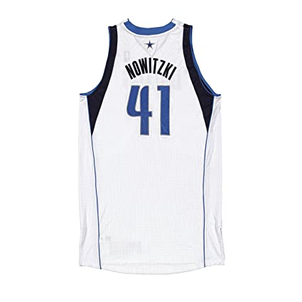 pretty nice bed87 cb3ba Dirk Nowitzki Game Worn Jersey From the 2011-2012 NBA ...