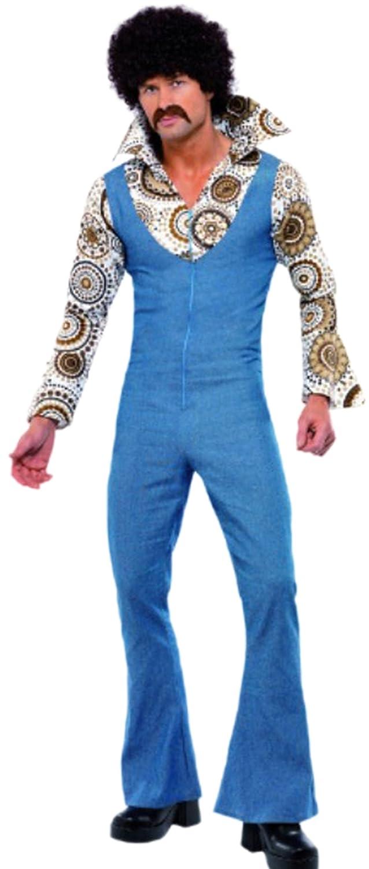 erdbeerloft - Messieurs Groovy Dancer Disco Années 70 Outfit ...