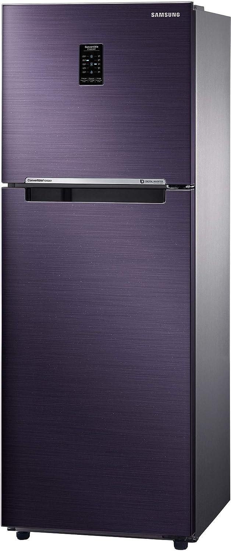 7aaea7e8643 Samsung 253 L 2 Star Frost Free Double Door Refrigerator(RT28N3722UT ...