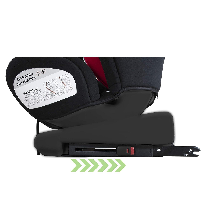 XOMAX XM-KI360 Silla de coche con 360° función de rotación y ...