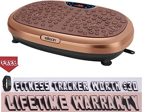 EILISON FitMax KM-818 3D Vibration Plate Exercise Machine