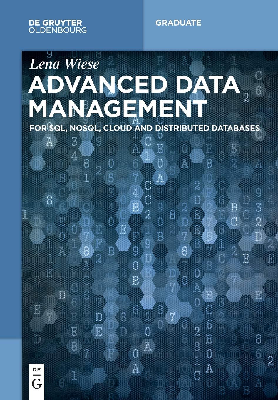 Advanced Data Management (de Gruyter Textbook) by De Gruyter