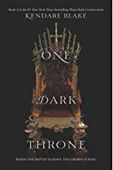 One Dark Throne (Three Dark Crowns) Paperback