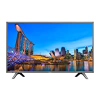 HiSense H 43 N5705-108 cm (43 Zoll) TV (4K Ultra HD, HDR, Smart TV, WLAN, Triple Tuner (DVB T2), USB)