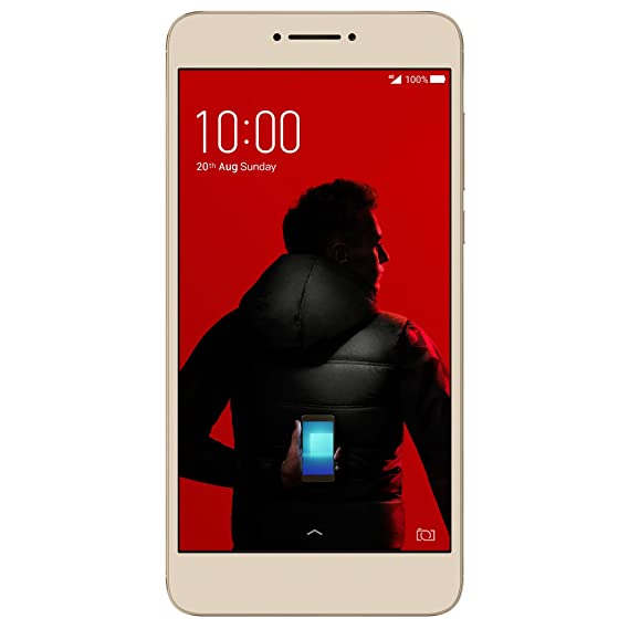Coolpad Cool Play 6 (Gentle Gold, 6GB RAM+64GB Memory