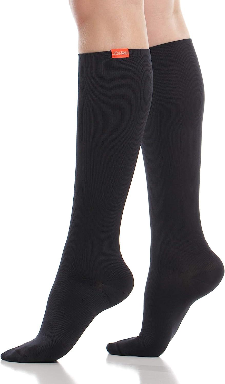 VIM VIGR 30-40 mmHg Medical Women Socks for Compression Free shipping on [Alternative dealer] posting reviews Grade