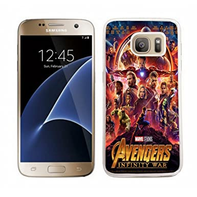musicmonkeys Marvel Superheroes infinity War (45) case fits samsung galaxy  S5 mini, S6 edge, S7 s8 s9 plus cover hard protective phone mobile iron man