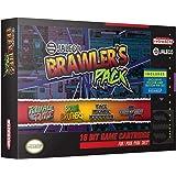 Retro-Bit Jaleco Brawler's Pack SNES Cartridge - 4 Games in 1 - Super NES