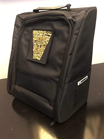 cac19c88bf2 Amazon.com  The CoverBag with Loop Fastener for Patches  Everything Else