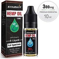 STARKIT® desechable hemp 3% de líquidos, sin nicotina