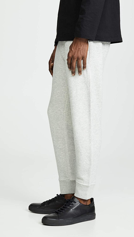 Vince Men's Sweats Heathered Grey