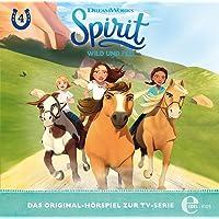 """Spirit: wild und frei - Folge 4: """"Drei Detektivinnen"""" - Das Original-Hörspiel zur TV-Serie"""