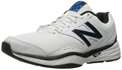 best value 6a1c2 1d80f New Balance Men s MX824v1 Training Shoe, White, ...