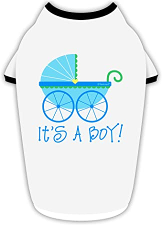 TooLoud Baby Girl Carriage Infant T-Shirt Dark