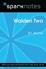 Walden Two (SparkNotes Literature Guide) (SparkNotes Literature Guide Series) (English Edition) eBook Kindle