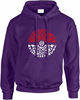Women's Clothing Lovely Fashion Style Death Star Pokeball Star Wars Design Hoodie Mens Womens Winter Cotton Printing Sweatshirt Tops Be Novel In Design