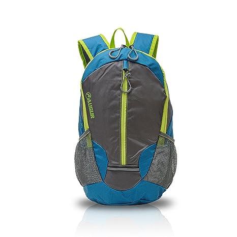 FANDARE Deporte Alpinista Mochila para Ordenador Portátil 12-15.6 Recorrido del
