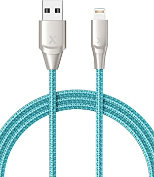 Xcentz 3ft Apple MFi Certified Lightning Cable