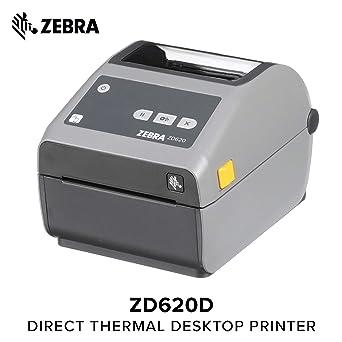 Amazon.com: Zebra ZD620d - Impresora de escritorio térmica ...