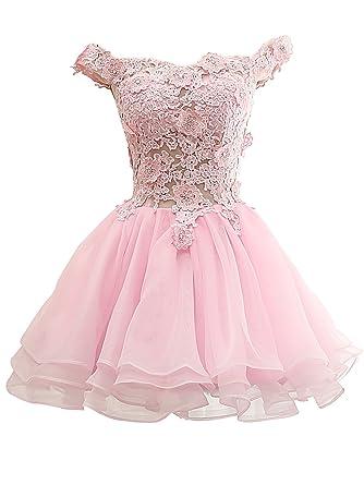aecff7b42b0 MicBridal Robe Demoiselle Honneur Rose